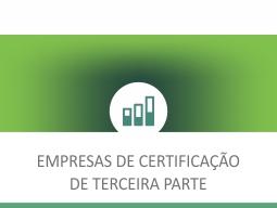 empresas de certificação de terceira parte